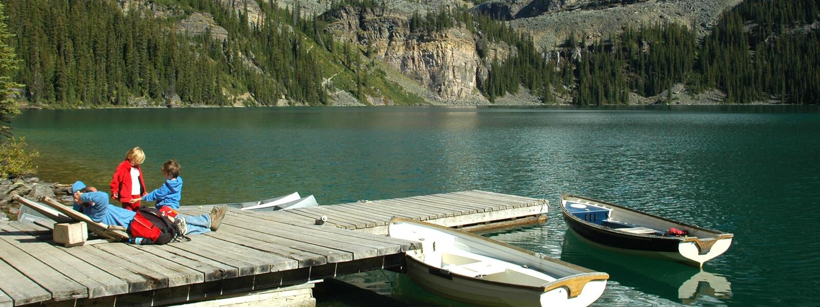 Lake Ohara - BC