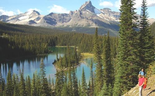 מערב קנדה מסלול ביוהו