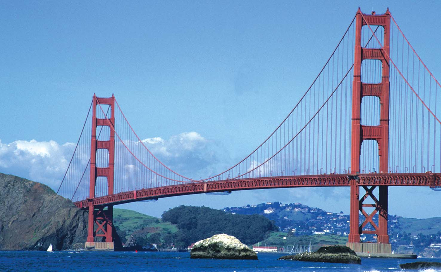 מלונות בקליפורניה - סן פרנסיסקו