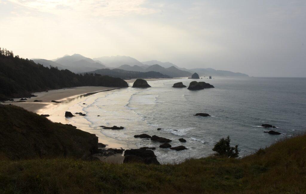 חופי אורגון שמורת אקולה