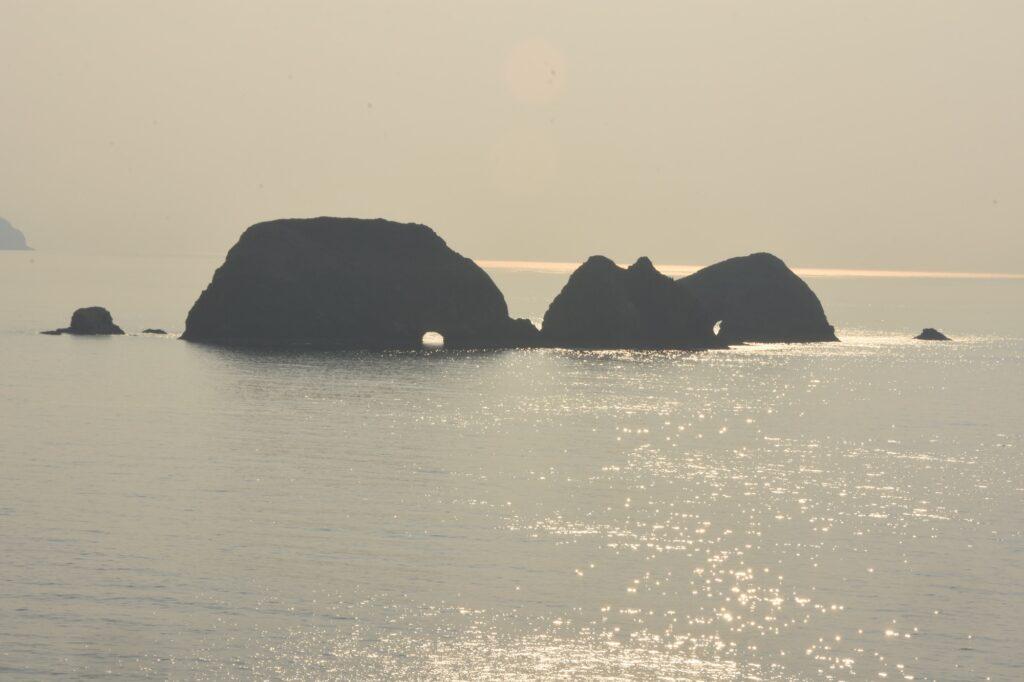 חופי אורגון קייפ מירס