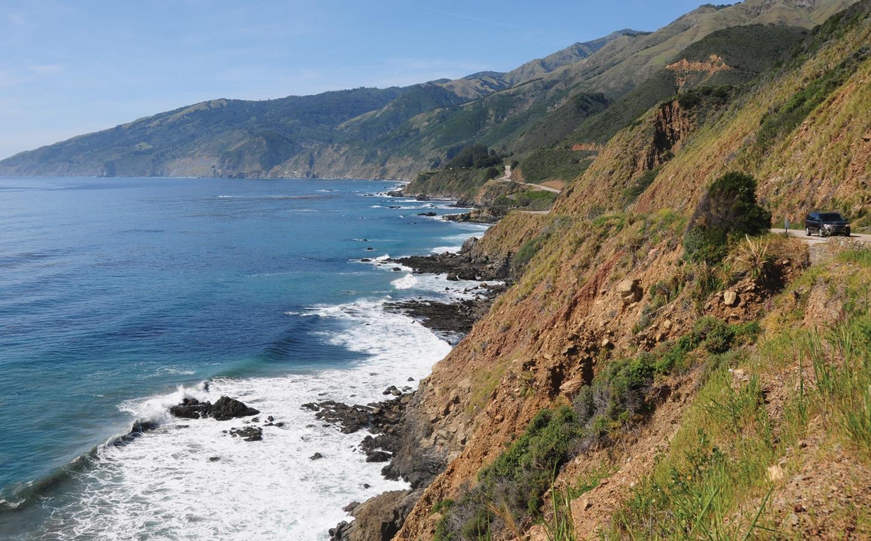 קליפורניה כביש 1