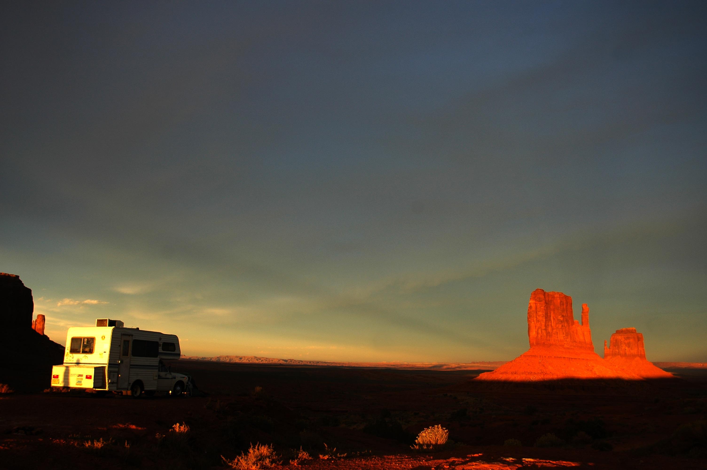 צילומי טבע - עמק המונומנט