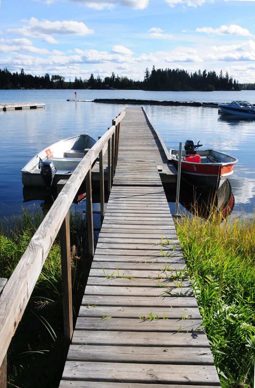 רוד טריפ בקנדה בריטיש קולומביה שלווה באגם