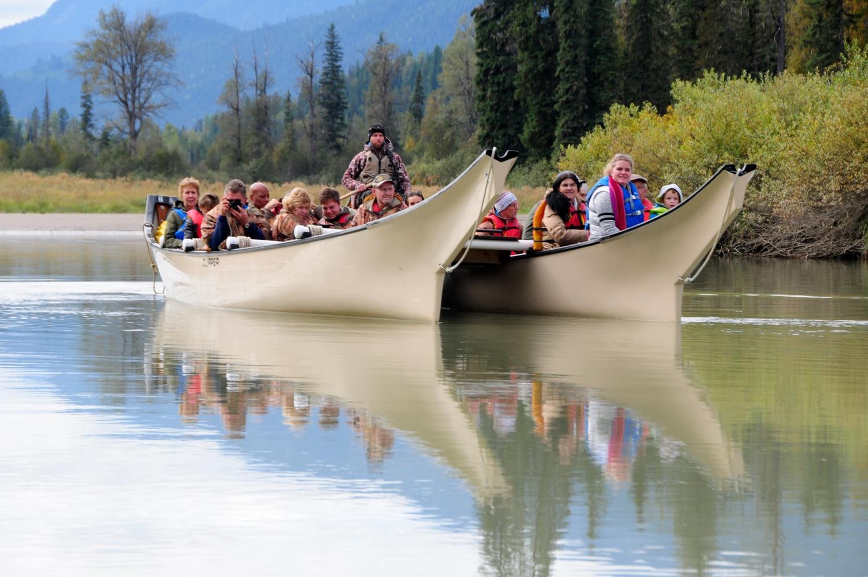 רוד טריפ בקנדה שיט דובים