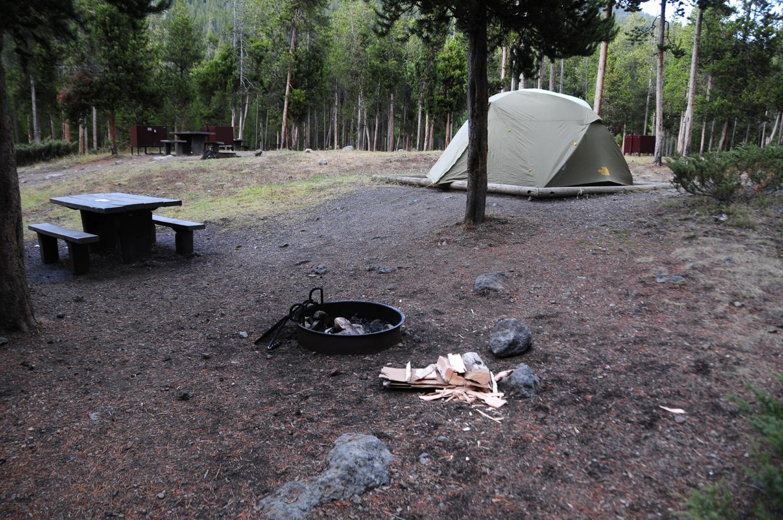 רוד טריפ בוויאומנג אוהל בילוסטון