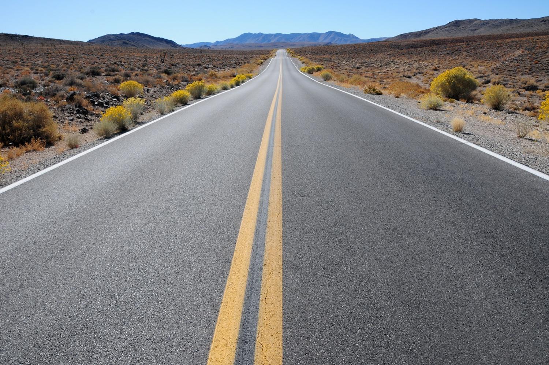 רוד טריפ כבישים ריקים