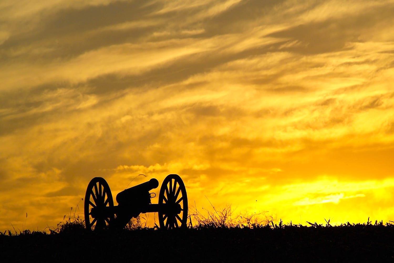 מלחמת האזרחים, על קצה המזלג